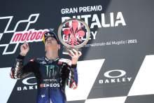 Fabio Quartararo, Italian MotoGP race, 30 May 2021