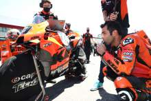 Danilo Petrucci, Italian MotoGP race, 30 May 2021