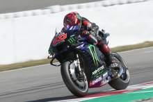 Fabio Quartararo , Catalunya MotoGP. 5 June 2021