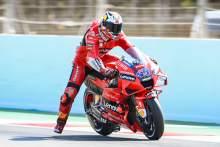 Sachsenring 'fantastic on a Moto3 bike, has a unique character' - Miller