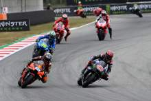 Fabio Quartararo, Catalunya MotoGP race, 6 June 2021