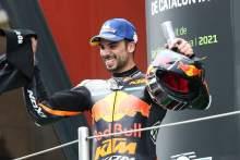 Miguel Oliveira MotoGP race,Catalunya MotoGP. 6 June 2021
