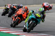Valentino Rossi: I hope our race goes like we expect...