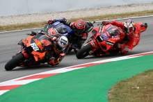 Jack Miller, Fabio Quartararo, MotoGP race, Catalunya MotoGP 6 June 2021