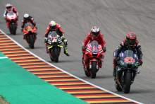 Klasemen Pembalap Setelah MotoGP Jerman di Sachsenring