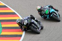 Maverick Vinales, German MotoGP race, 20 June 2021