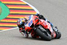 Last few laps 'I was finished, but we improve from Barcelona' - Martin