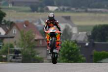 Remy Gardner, wins, Moto2 race, German MotoGP 20 June 2021