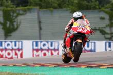 Good previous results at Assen, 'but our situation is different now' - Marquez