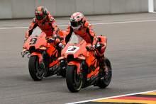 Danilo Petrucci, German MotoGP race, 20 June 2021