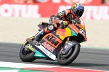 Raul Fernandez, Moto2, Dutch MotoGP 26 June 2021