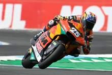 Raul Fernandez, Moto2, Dutch MotoGP, 26 June 2021