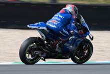 Suzuki losing 0.4s per lap without ride height device