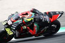 Tes MotoGP Misano: Laptime Hari Selasa Sampai 11:00