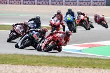Francesco Bagnaia, Dutch MotoGP race, 27 June 2021
