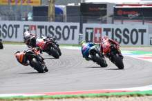 Joan Mir, Jack Miller, MotoGP race, Dutch MotoGP 27 June 2021