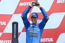 Joan Mir, MotoGP race, Dutch MotoGP 27 June 2021
