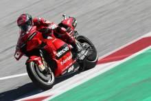 Francesco Bagnaia, Styrian MotoGP, 6 August 2021