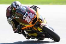 Sam Lowes, Moto2, Styrian MotoGP, 7 August 2021
