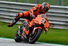 Danilo Petrucci, Styria MotoGP race, 8 August 2021