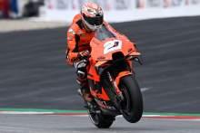 Iker Lecuona, Austrian MotoGP, 14 August 2021