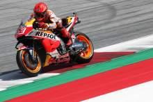 Marc Marquez Austrian MotoGP, 14 August 2021