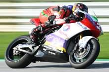 Lukas Tulovic, MotoE, Austrian MotoGP, 14 August 2021