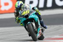 Valentino Rossi, Austrian MotoGP race, 15 August 2021