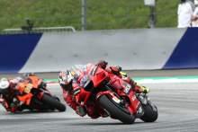 Jack Miller MotoGP race, Austrian MotoGP, 15 August 2021