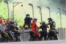 Valentino Rossi MotoGP race, Austrian MotoGP, 15 August 2021