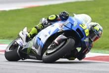Joan Mir, Austrian MotoGP race, 15 August 2021