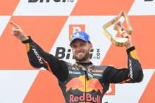Brad Binder, MotoGP race, Austrian MotoGP 15 August 2021