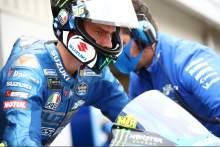 Joan Mir British MotoGP, 27 August 2021