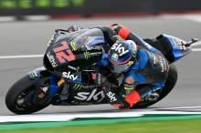 Marco Bezzecchi, Moto2, British MotoGP, 27 August 2021