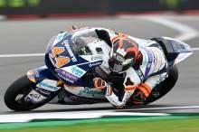 Aron Canet, Moto2, British MotoGP, 27 August 2021