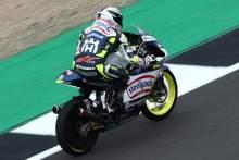 Romano Fenati, Moto3, British MotoGP, 27 August 2021