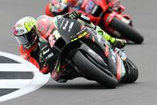 Aleix Espargaro, MotoGP, British MotoGP 27 August 2021