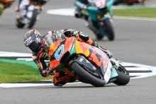 Remy Gardner, Moto2, British MotoGP 28 August 2021