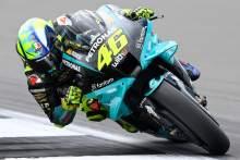 Valentino Rossi, British MotoGP, 28 August 2021
