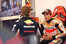 Terlibat Insiden dengan Martin, Marquez Akui Kesalahannya