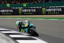 Valentino Rossi, MotoGP, British MotoGP 28 August 2021
