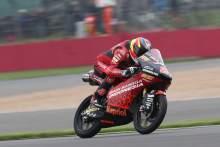 Gabriel Rodrigo, Moto3, British MotoGP, 28 August 2021