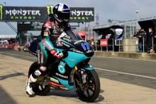 John McPhee, Moto3, British MotoGP, 29 August 2021