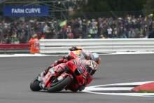 Jack Miller MotoGP race, British MotoGP, 29 August2021