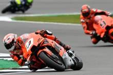 Iker Lecuona, British MotoGP race, 29 August 2021