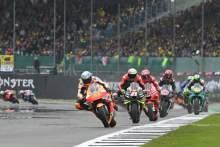 Pol Espargaro, MotoGP race, British MotoGP 29 August 2021