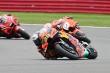 Brad Binder, MotoGP race, British MotoGP 29 August 2021