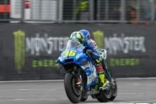 Joan Mir, MotoGP race, British MotoGP 29 August 2021