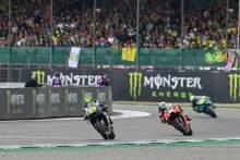 Cal Crutchlow, MotoGP race, British MotoGP 29 August 2021