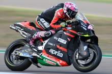 Aleix Espargaro, Aragon MotoGP, 10 September 2021